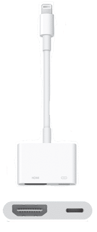 Apple iPad adapter